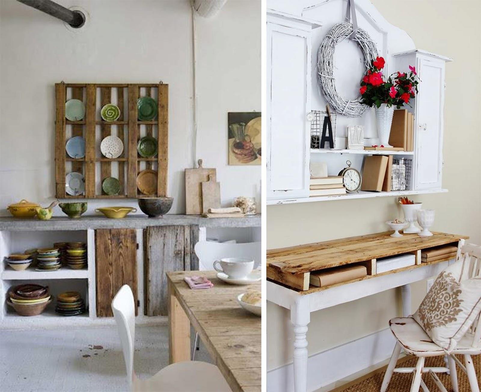 Pallet come arredo di design meglio se riciclati arc art blog by daniele drigo - Mobili bancali legno ...