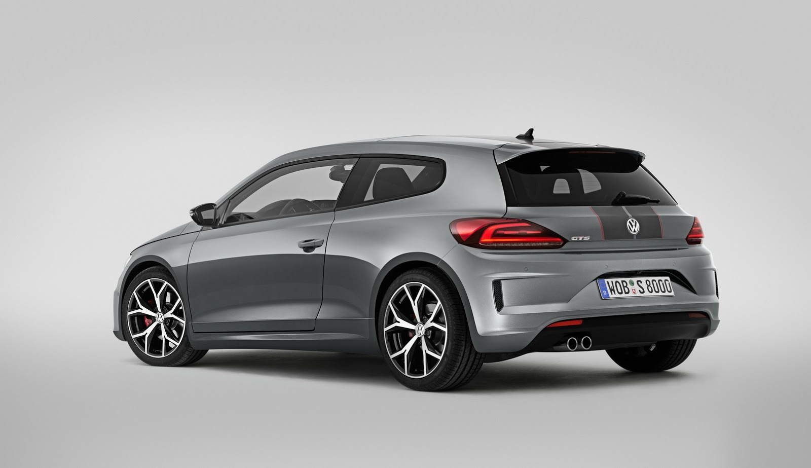 new 2015 vw scirocco gts to debut in shanghai carscoops. Black Bedroom Furniture Sets. Home Design Ideas