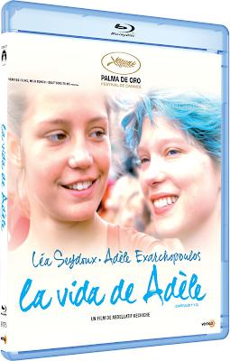 La vida de Adèle (2013) 1080p Español Subtitulado