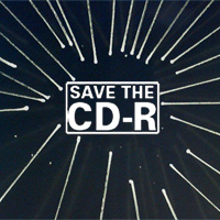 Save The CD-R