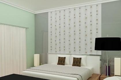 Jasa Desain Kamar Tidur Utama 350ribu