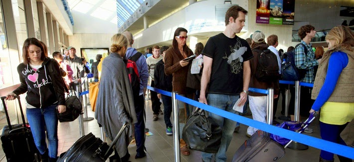 There's Really No Way To Screen for Ebola at Airports