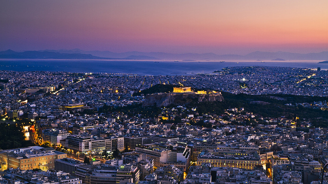 Honeymoon Planning - Athens, Greece