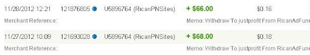 ricanadfunds profitclicking panduan indonesia