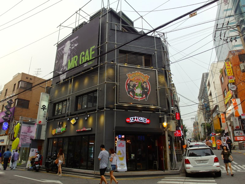Ewha Summer Studies Garosugil Seoul South Korea lunarrive travel blog