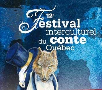 Le 12e Festival interculturel du conte du Québec