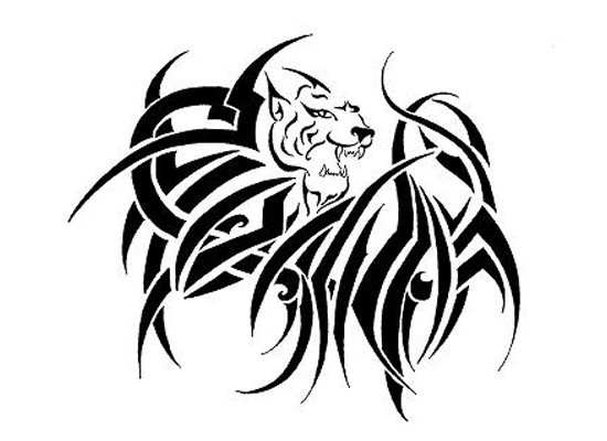 tribal tattoos of lions. Tattoo Sketches Lion Ideas