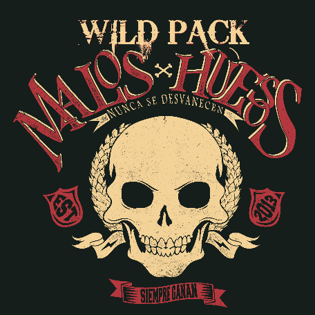 CD by Wild Pack