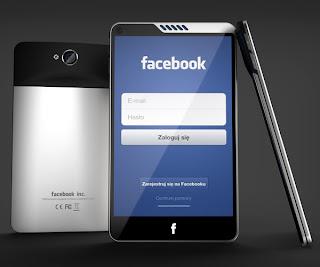 Facebook Siap Luncurkan Smartphone Tahun 2013