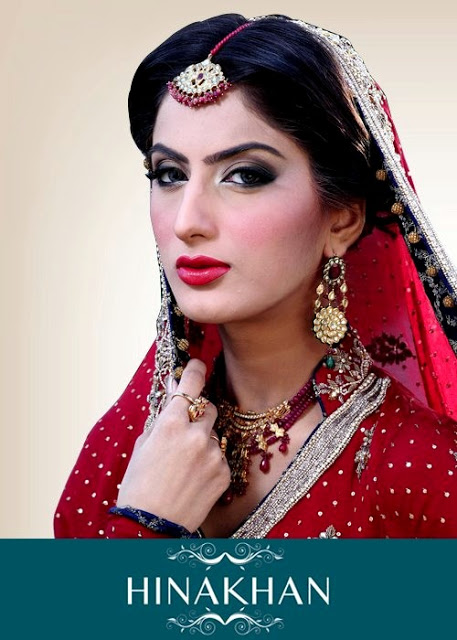 TRADITIONAL LOOK MAKEUP 2012