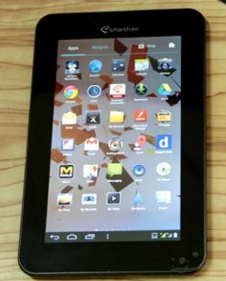 Spesifikasi dan Harga Tablet New Andromax Tab 7