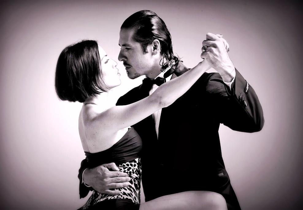 Veronica Palacios y Omar Quiroga