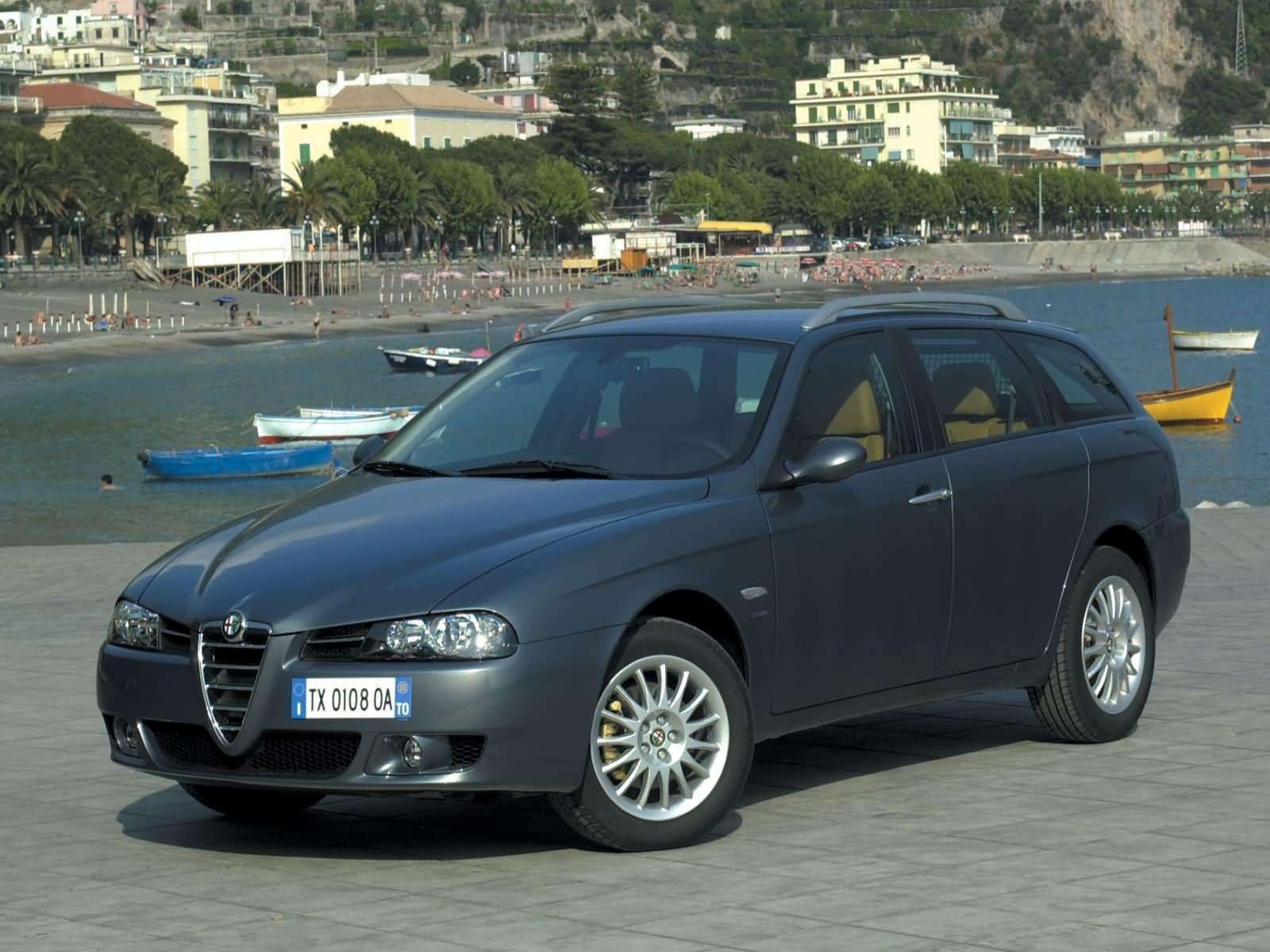 car pictures alfa romeo 156 sportwagon 2 0 jtd 2003. Black Bedroom Furniture Sets. Home Design Ideas