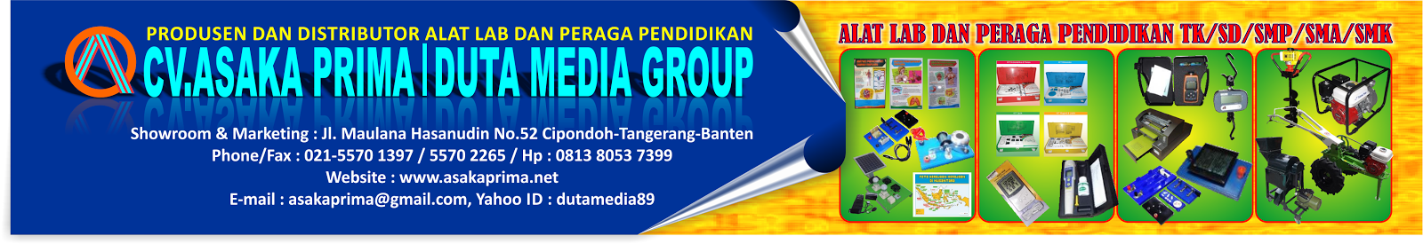 PUBLIC ADDRESS BKKBN # ASAKA PRIMA|DUTA MEDIA GROUP