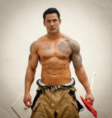 bomberos Texas