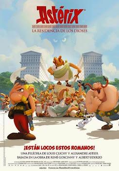 Ver Película Asterix: La residencia de los Dioses Online Gratis (2014)