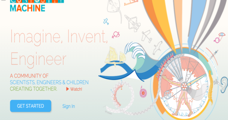 Curiosity Machine- A Great Website to Boost Students Creativity