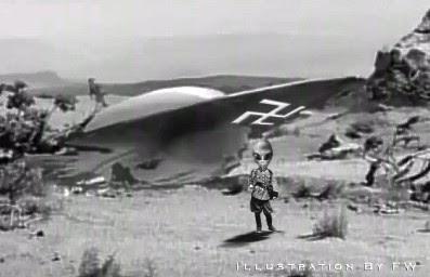 Roswell Nazi Aliens