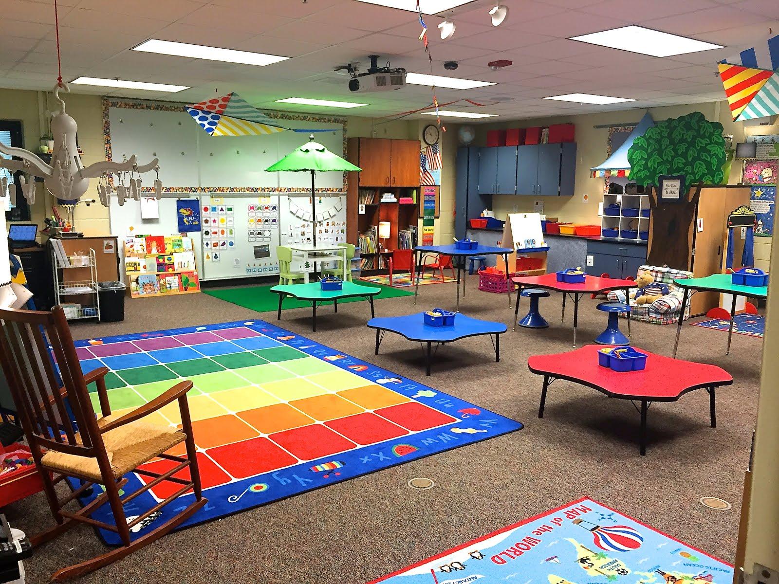 Innovative First Grade Classroom : Miss puccetti s kindergarten