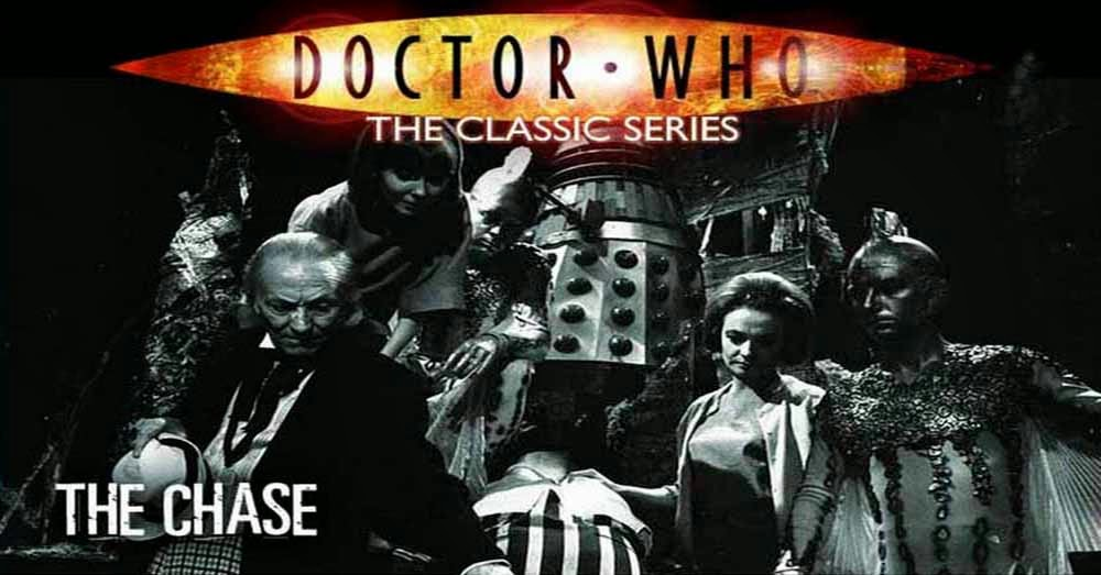 Doctor Who 016: The Chase