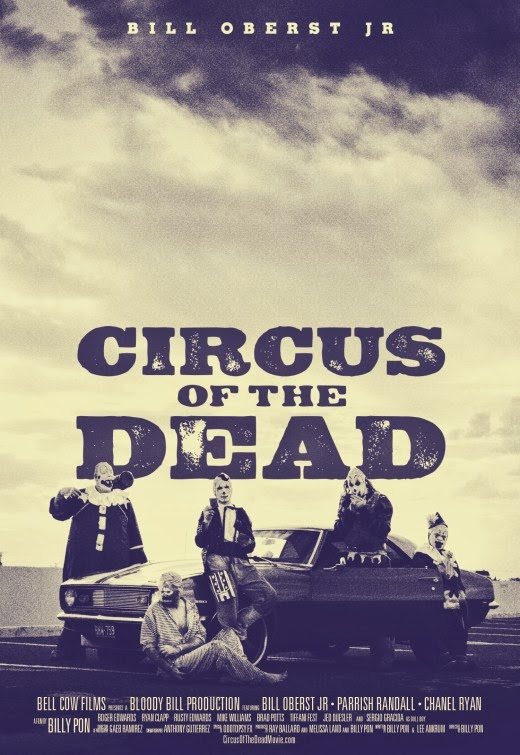 Circus of the Dead (2014) Online