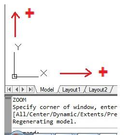 Memahami Sistem koordinat X, Y