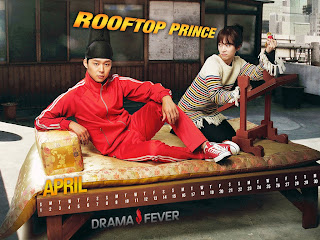 Watch Rooftop Prince Online
