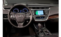 Driven, the New Hybrid Model of 2014 Toyota Avalon