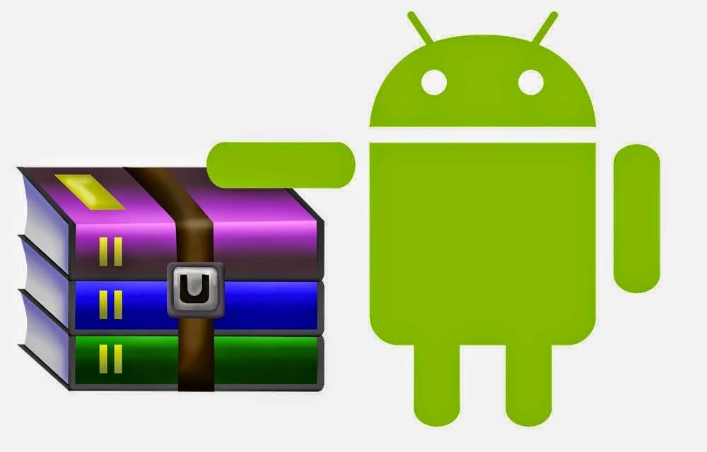 Cara Membuka File ZIP dan RAR Pada Handphone Android
