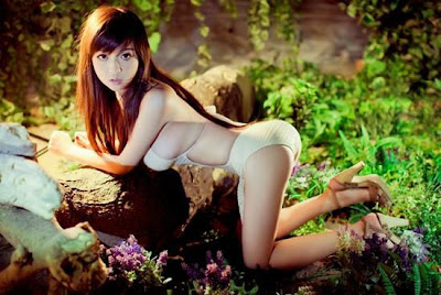 1 Li Meng Tian   Very Cute Thong