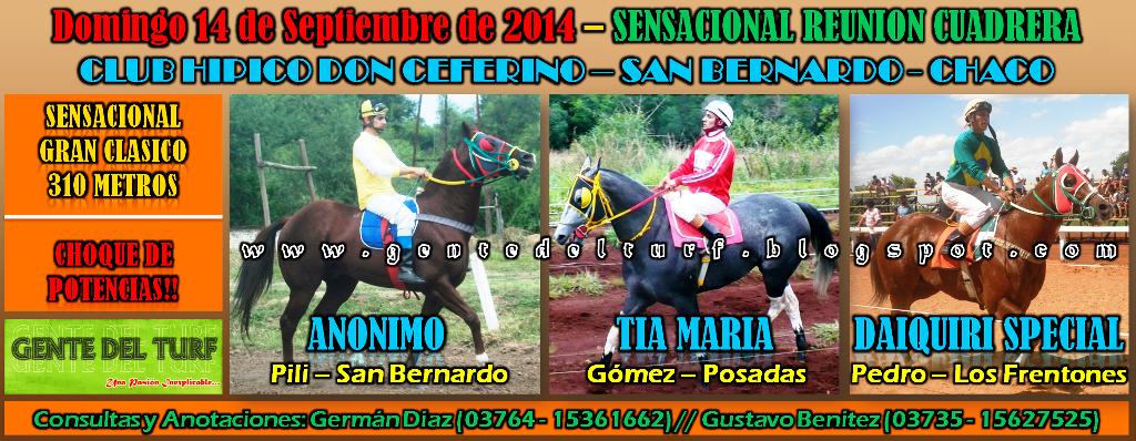 San Bernardo 14-09