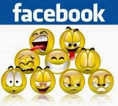 dalam menulis status atau komentar di Facenook Cara Membuat Facebook Emoticon di Status Update atau Komentar