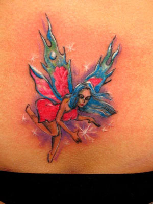 Fairy Tattoojpg
