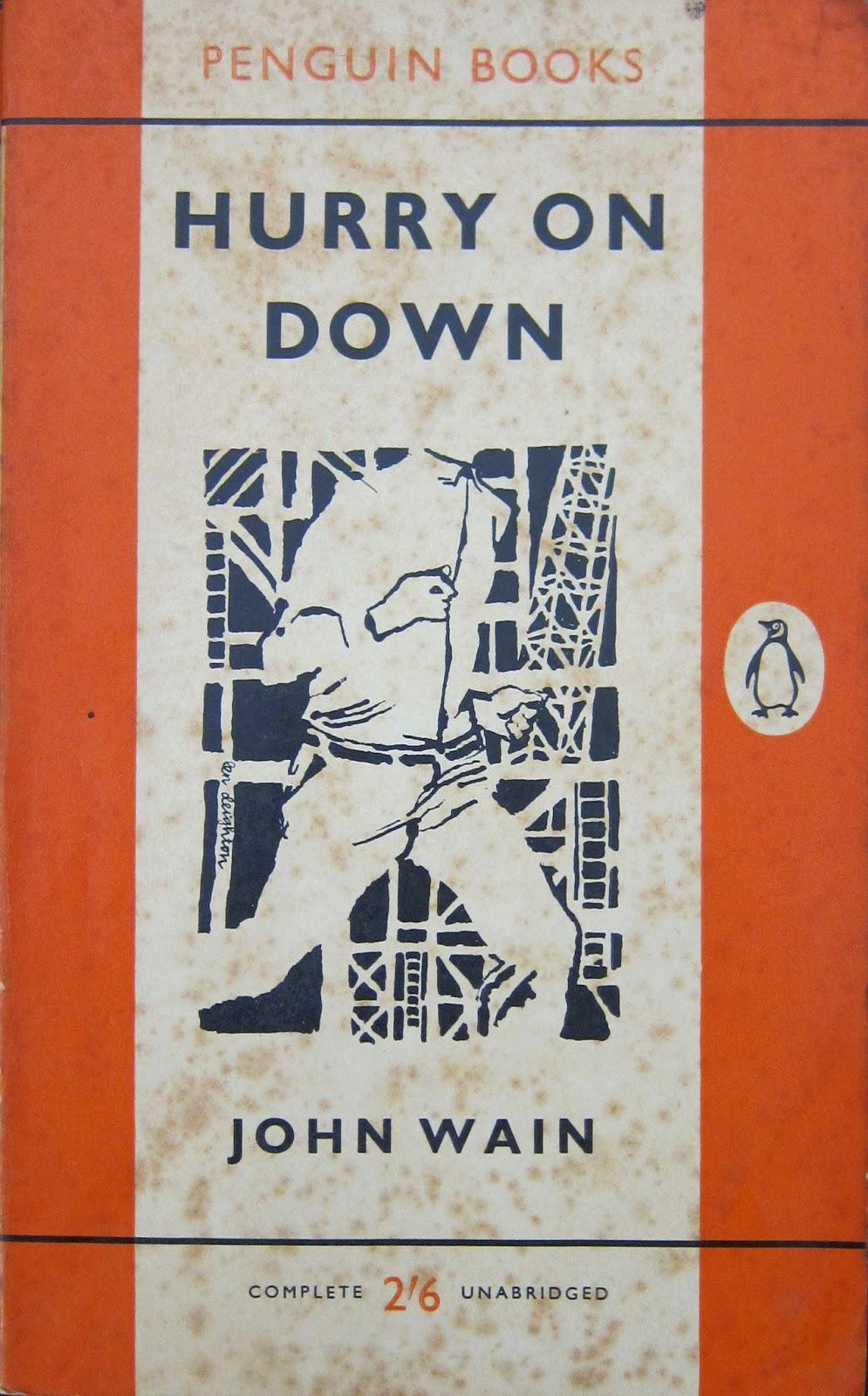 Penguin Book Cover Questions : Vintage penguins covers by len deighton
