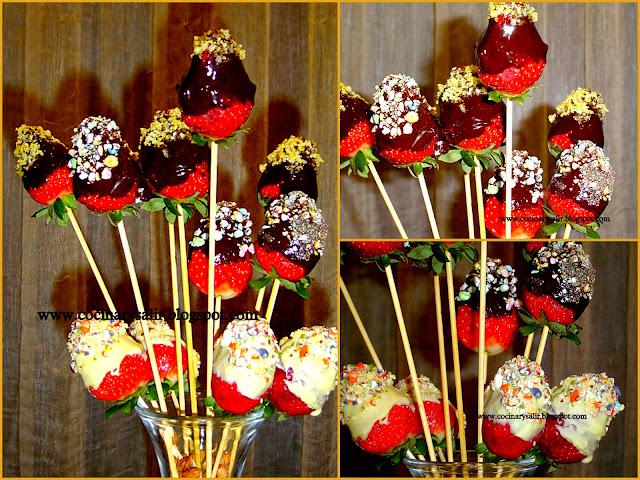 Strawberries Chocolate Largo Mall
