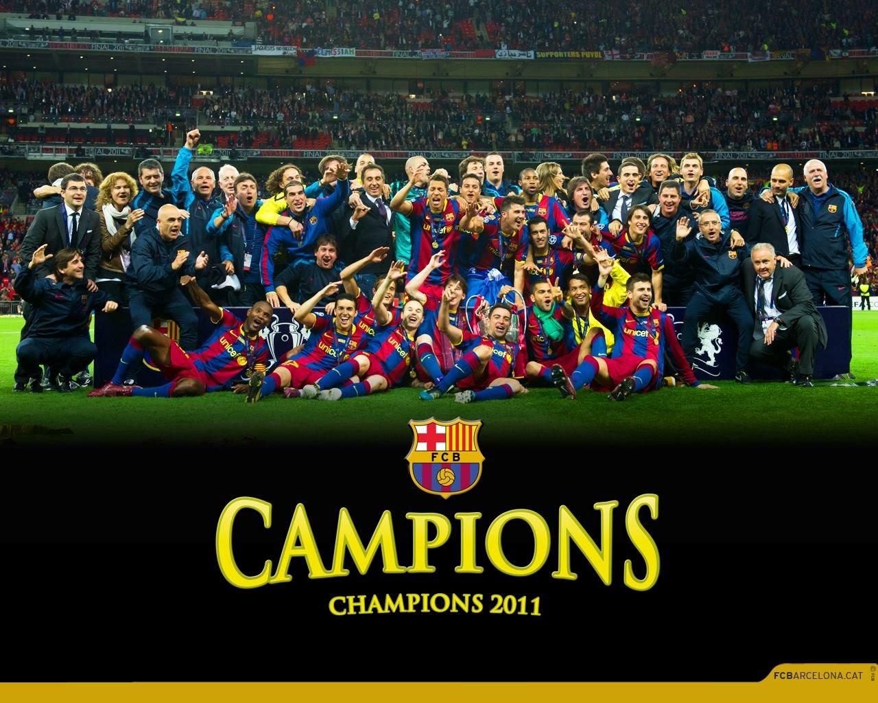 Barcelona FC Players
