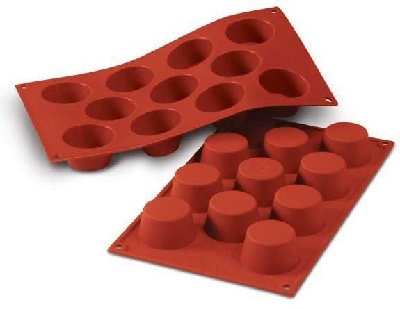 Maytcakes procesos y herramientas moldes para cupcakes - Moldes cupcakes silicona ...
