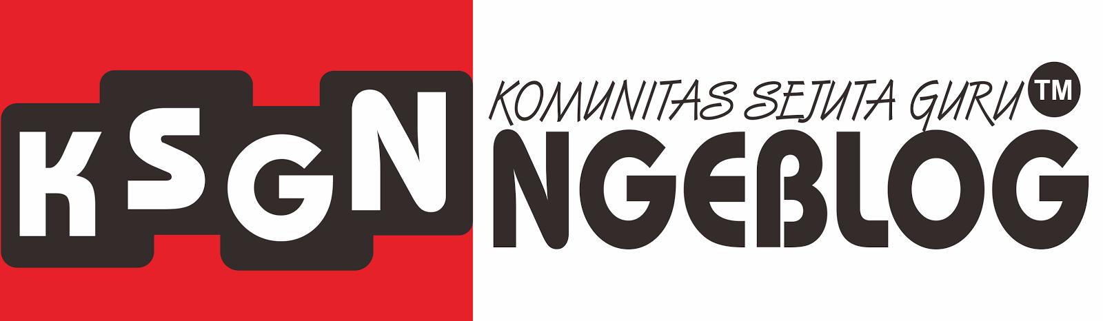 Komunitas Sejuta Guru Nge-Blog