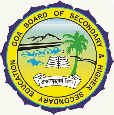 Goa Board GBSHSE HSSC 12th Date Sheet 2015