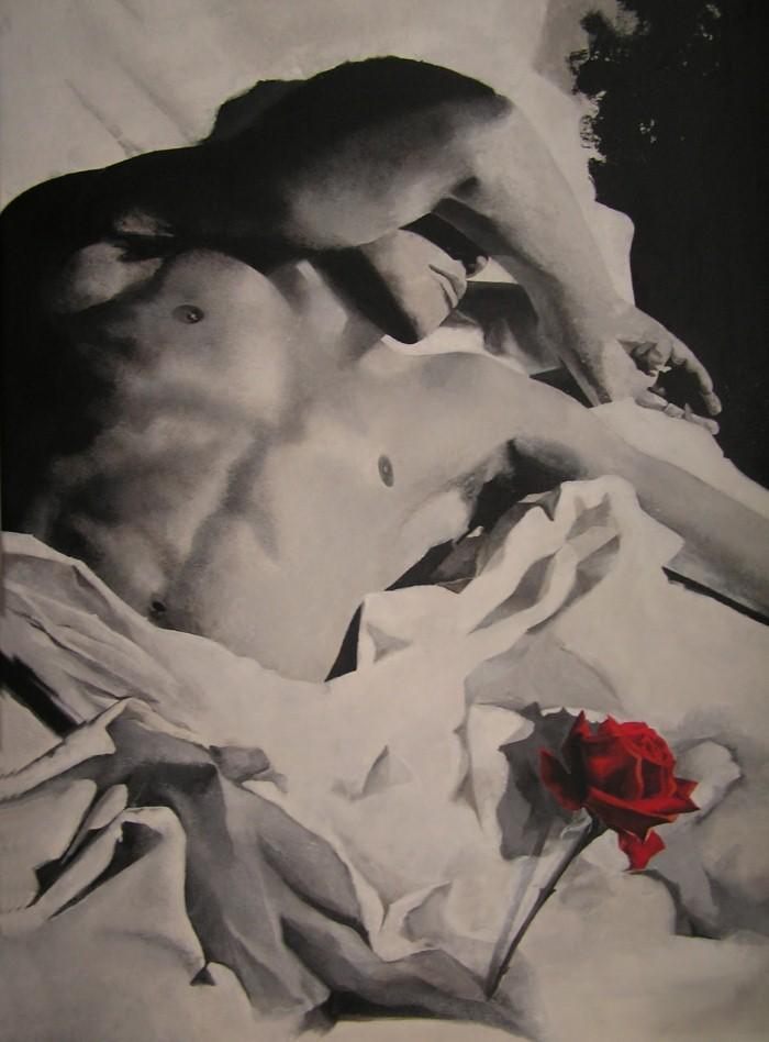 Черно-белые картины
