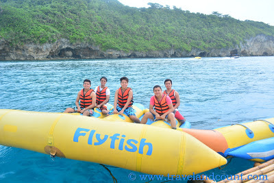 Flyfish at Boracay