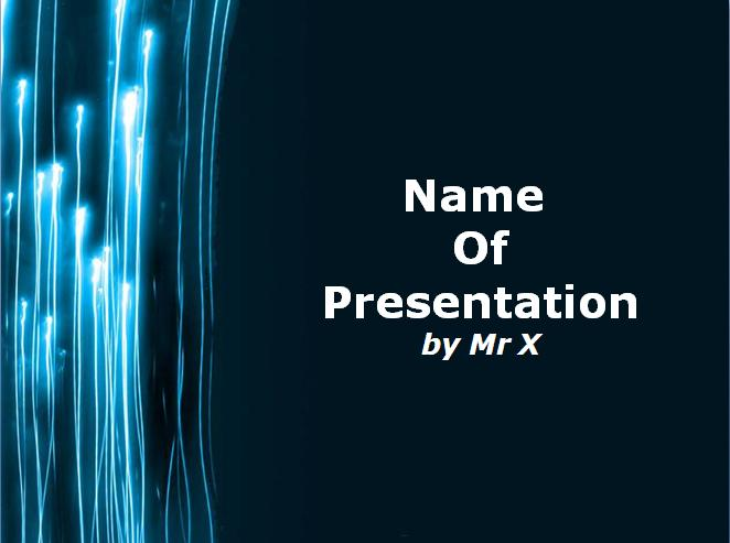 Top Best 5 PowerPoint Templates Design | Design Blog