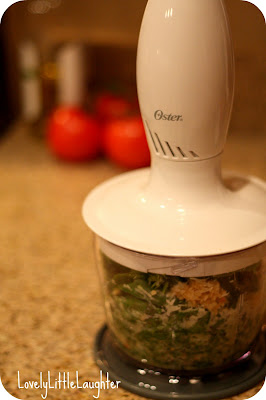 pesto immersion blender