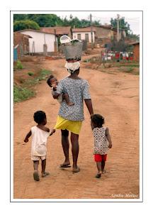 Retrato da desigualdade social