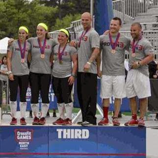 LONG ISLAND'S FIRST AND ONLY GYM TO MAKE IT TO THE CROSSFIT GAMES