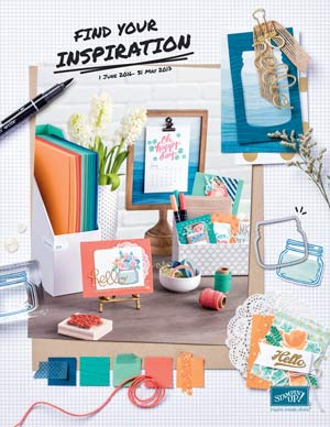 2016 - 17 Stampin' Up! Catalog