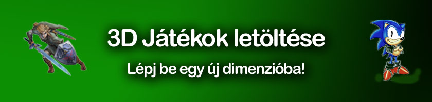 3D Jtkok letltse