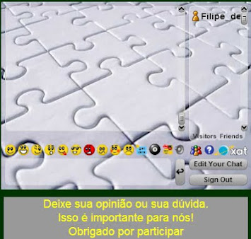 CHAT - CULTURAonline BRASIL