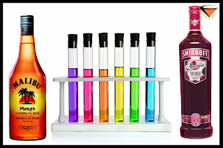licores y bebidas