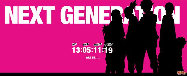 Następne pokolenie Naruto - Boruto